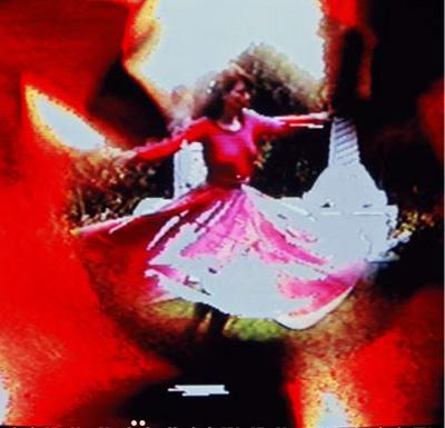 Ulrike Rosenbach, Verrückter Tanz