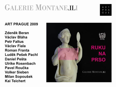 Ulrike Rosenbach, Prag Art