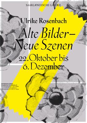 Ulrike Rosenbach, Saarländische Galerie
