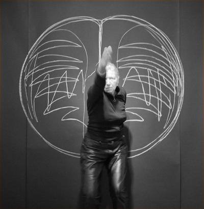 Ulrike Rosenbach, Flügelhand, Performance