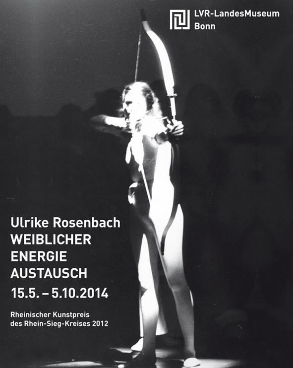 Ulrike Rosenbach, WEIBLICHER ENERGIEAUSTAUSCH