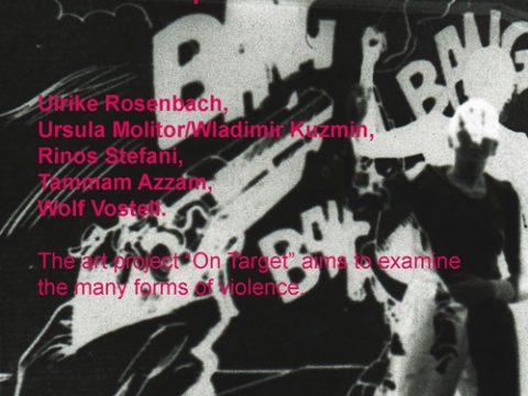 Ulrike Rosenbach, on target