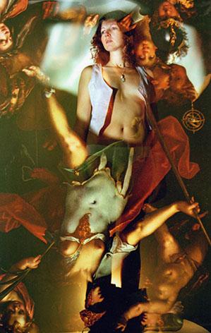 Ulrike Rosenbach, Bilder Zum Tarot, 1976
