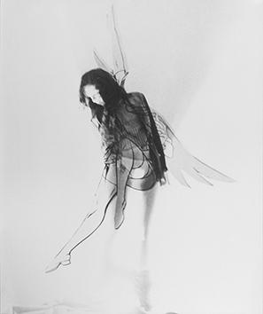 Ulrike Rosenbach, Weiblicher Energie Austausch, supergirl, 1975