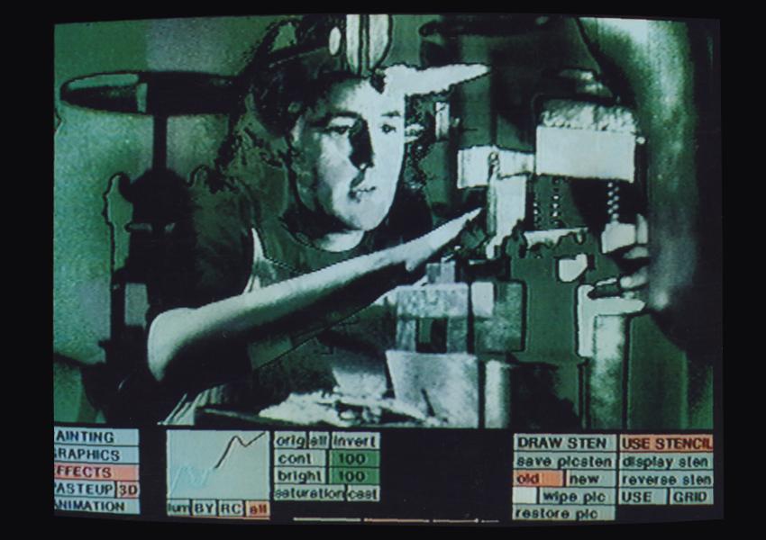 Ulrike Rosenbach, Das Bild der Frau in der Nachkriegszeit, 1992