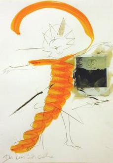 Ulrike Rosenbach, Das Was Ich Bin