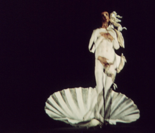 Reflexionen über die Geburt der Venus (1976)