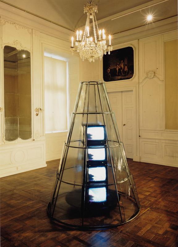 Verzeichnis Medienskulptur/-installation